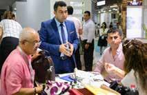 Mr Mihail Tornea, Vice Director, Mezanin V SRL, Moldova 东 Online pre-reistration an E ast R o Visitor Reistration WeChat reistration The products displayed in this